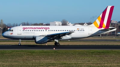 A picture of DAKNL - Airbus A319112 - Germanwings - © Theo Möhle