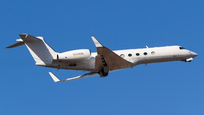 N208VA - Gulfstream G-V - Private