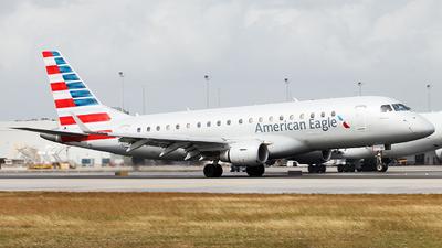 N411YX - Embraer 170-200LR - American Eagle (Republic Airways)