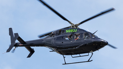 N69UJ - Bell 429 - Private