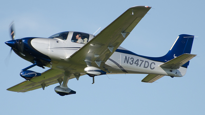 N347DC - Cirrus SR22T-GTS Platinum - Private