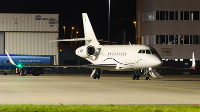 EC-MRR - Dassault Falcon 2000LX - Gestair Private Jets