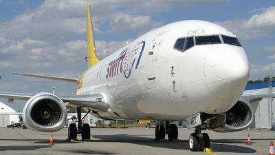 EC-MEY - Boeing 737-476(SF) - DHL (Swiftair)