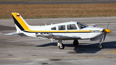 D-EJBW - Piper PA-28R-201T Turbo Cherokee Arrow III - Private