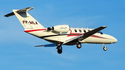 A picture of PPMLA - Cessna 525 CitationJet CJ1 - [5250008] - © Guilherme Jun Fujitaki
