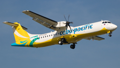 RP-C7292 - ATR 72-212A(600) - Cebu Pacific Air