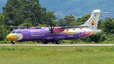 HS-DRC - ATR 72-212A(500) - Nok Air