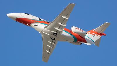 N127UH - Pilatus PC-24 - Private