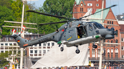 83-03 - Westland Sea Lynx Mk.88A - Germany - Navy