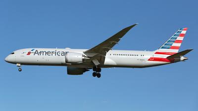 N834AA - Boeing 787-9 Dreamliner - American Airlines
