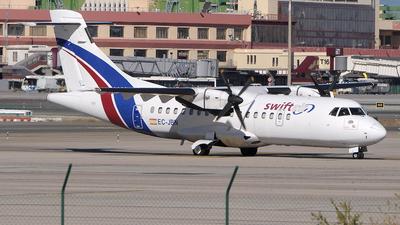 EC-JBN - ATR 42-300 - Swiftair