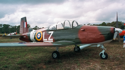 N328RD - Pilatus P-3-02 - Private