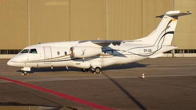 OY-JJB - Dornier Do-328-300 Jet - Sun Air