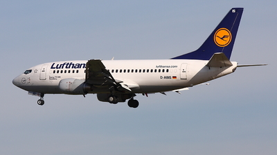 D-ABIS - Boeing 737-530 - Lufthansa