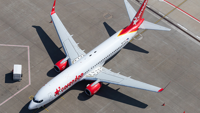 A picture of 9HTJC - Boeing 73786N - Corendon Airlines - © Markus Altmann