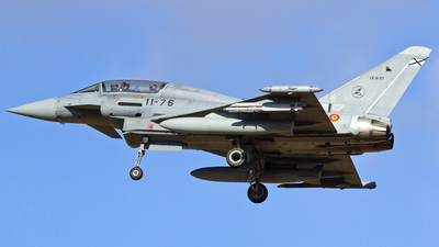 CE.16-07 - Eurofighter Typhoon EF2000 - Spain - Air Force