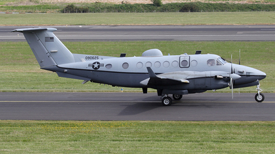09-00625 - Beechcraft MC-12W Liberty - United States - US Army
