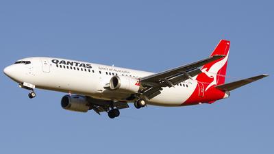 ZK-JTQ - Boeing 737-476 - Qantas (Jetconnect)