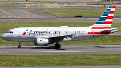 A picture of N769US - Airbus A319112 - American Airlines - © OCFLT_OMGcat