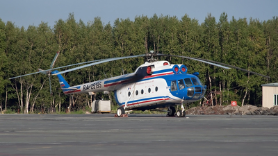 RA-25195 - Mil Mi-8MTV Hip - Petropavlovsk-Kamchatskoe Aviation Enterprise