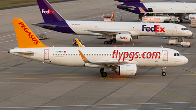 A picture of TCNBT - Airbus A320251N - Pegasus Airlines - © Markus Altmann