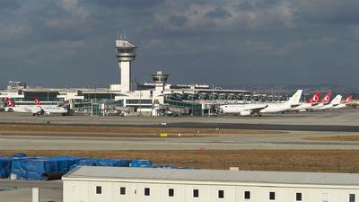 LTBA - Airport - Terminal