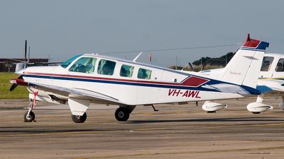 A picture of VHAWL - Beech A36 Bonanza - [E1851] - © George Canciani