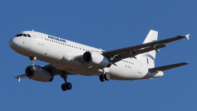 A picture of SXDGV - Airbus A320232 - [1856] - © Oksana