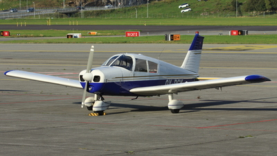 OY-BCK - Piper PA-28-140 Cherokee - Private