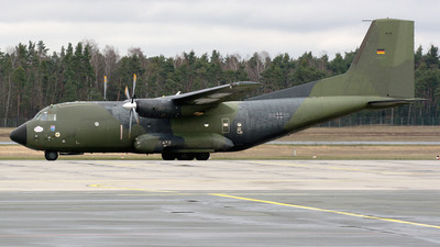 50-78 - Transall C-160D - Germany - Air Force