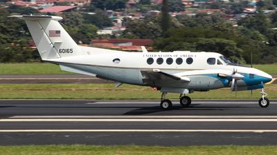 76-0165 - Beechcraft C-12C Huron - United States - US Air Force (USAF)
