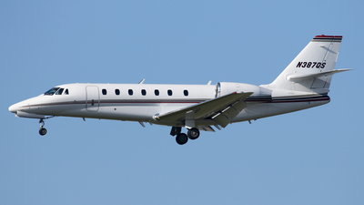 N387QS - Cessna 680 Citation Sovereign - NetJets Aviation