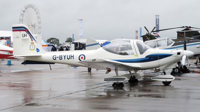G-BYUH - Grob G115E Tutor - United Kingdom - Royal Air Force (RAF)
