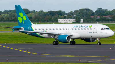 A picture of EIDEE - Airbus A320214 - Aer Lingus - © Finnographie