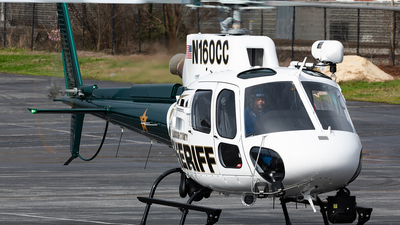 N160CC - Airbus Helicopters AS350 B3e Ecureuil - United States - Hillsborough County Sheriff