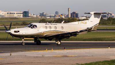 C-FPCN - Pilatus PC-12/45 - Air Bravo