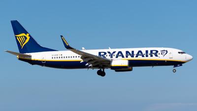 A picture of EIEVH - Boeing 7378AS - Ryanair - © Alberto Plá