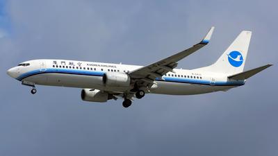 B-5433 - Boeing 737-86N - Xiamen Airlines