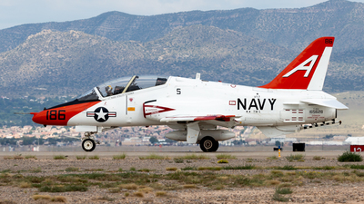 165628 - McDonnell Douglas T-45C Goshawk - United States - US Navy (USN)