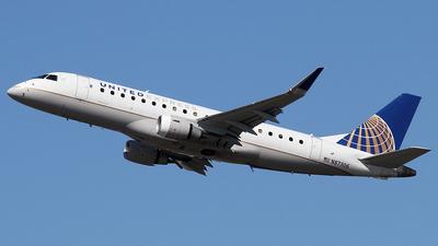 N87306 - Embraer 170-200LR - United Express (Mesa Airlines)