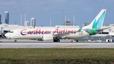 9Y-GEO - Boeing 737-8Q8 - Caribbean Airlines