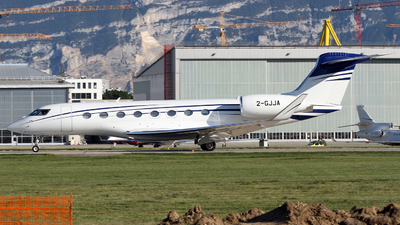 2-GJJA - Gulfstream G650ER - GainJet Aviation
