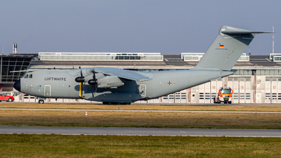 54-26 - Airbus A400M - Germany - Air Force