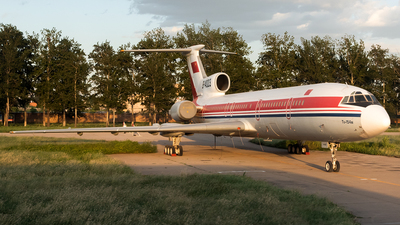 B-4023 - Tupolev Tu-154M - China - Air Force