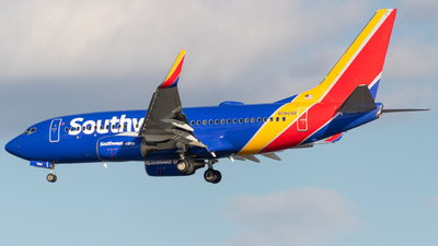 N7864B - Boeing 737-7Q8 - Southwest Airlines