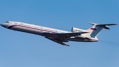 A picture of RA85041 - Tupolev Tu154M -  - © Faustasyan