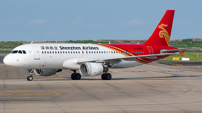 B-9939 - Airbus A320-214 - Shenzhen Airlines