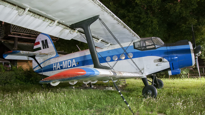 HA-MDA - PZL-Mielec An-2R - Private
