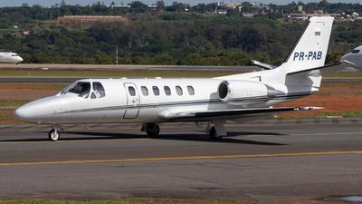 A picture of PRPAB - Cessna 550 Citation Bravo - [5501015] - © LazaroEdu