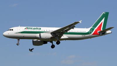 A picture of EIIKF - Airbus A320214 - Italia Trasporto Aereo - © Luca Gussoni
